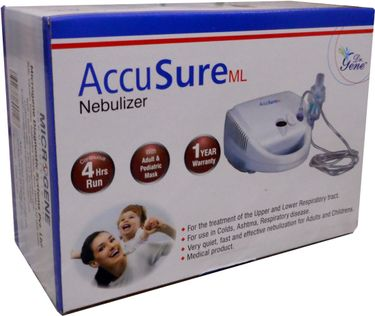 Dr Gene Accusure ML Nebulizer Price in India