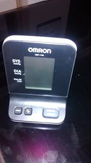 Omron HBP-1100 IN Blood Pressure Monitor Price in India