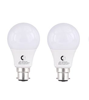 Crompton Greaves 9 W 806L LED Cool Day Light Bulb (Pack of 2) Price in India