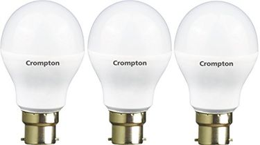 Crompton Greaves 5W, 7W & 9W Cool Day LED Bulbs Combo (Pack Of 3)  Price in India