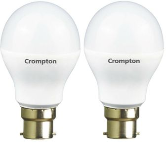Crompton 12 Watt LED Cool Daylight Bulb (Pack of 2) Price in India