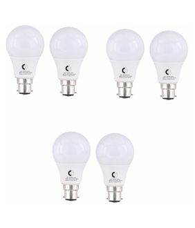 Crompton 9 W White LED Bulb (Set Of 3) Price in India