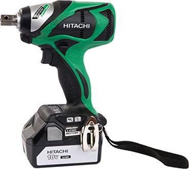 Hitachi WR18DBDL 18V Cordless Impact Wrench Price in India