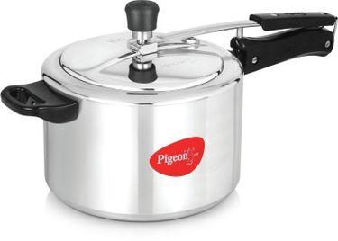 Pigeon 147 Aluminium 5 L Pressure Cooker Price in India