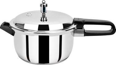 Pristine Spc5 Stainless Steel 5 L Pressure Cooker Price in India
