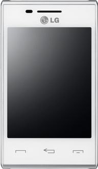 LG T585 Price in India