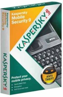 Kaspersky Mobile Security 9 2014 1 Pc 1 Year Price in India