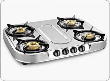 Sunflame Spectra Plus 4B-SS 4 Burner Gas Cooktop Price in India