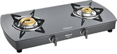 Sunflame Crystal Plus 2B-SS 2 Burner Gas Cooktop Price in India