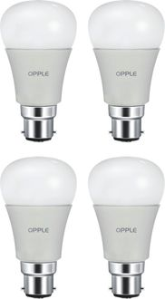 Opple 5W LED Bulb (White, Pack of 4) Price in India
