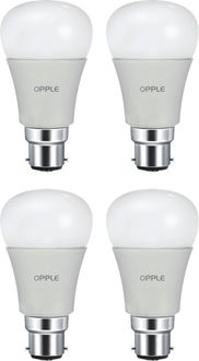 Opple 5W LED Bulb (Yellow, Pack of 4) Price in India