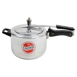 United Aluminium 15 L Pressure Cooker (Inner Lid) Price in India