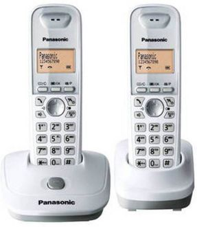 Panasonic KX-TG3552SXM Cordless Landline Phone Price in India
