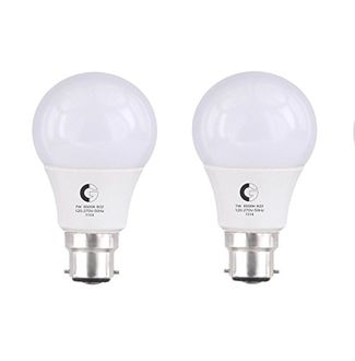 Crompton Greaves LSP7 CDL BCPRO 7W LED Bulb (Cool Day Light, Pack of 2) Price in India