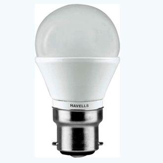Havells Lumeno 3W Base B22 LED Lamp (Warm White) Price in India