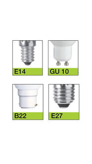 Syska 9 W Plastic B-22 LED Bulbs (Cool Day Light, Pack of 3) Price in India