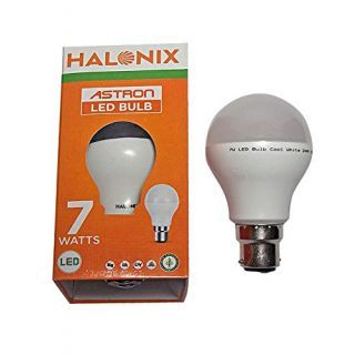 Halonix Astron 7W B22 LED Bulb (Cool White) Price in India