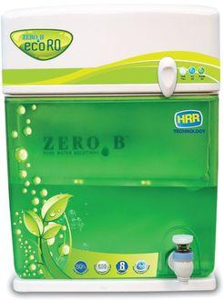 Zero B Eco 6 Litres RO Water Purifier Price in India