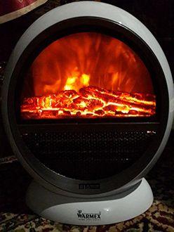 Warmex PTC Bonfire 1500W Room Heater Price in India