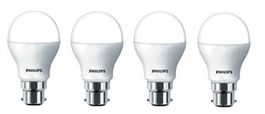 Philips 14W B22 LED Bulb (Cool Daylight, Pack Of 4) Price in India