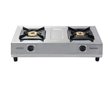 Usha Maxus GS2 002 2 Burner Gas Cooktop Price in India