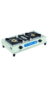 Sunshine Max 2 Burner SS Gas Cooktop Price in India