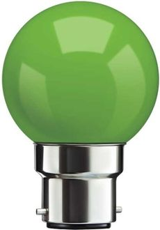 Syska 0.5W LED Bulb (Fluorescent Green) Price in India