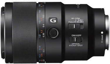 Sony FE 90mm F2.8 Macro G OSS Lens Price in India