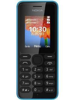 Nokia 108 Dual SIM Price in India