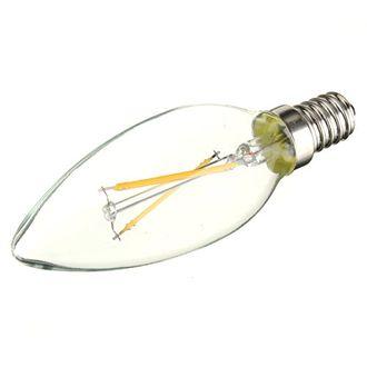 Glitz 2W E14 Classic LED Bulb Price in India