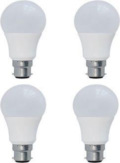 Syska 7W B22 Plastic LED Bulbs (White, Pack of 4) Price in India