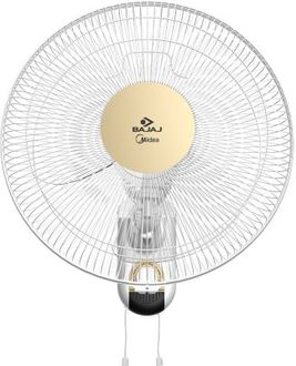 Bajaj Midea BW-07 3 Blade (400mm) Wall Fan Price in India