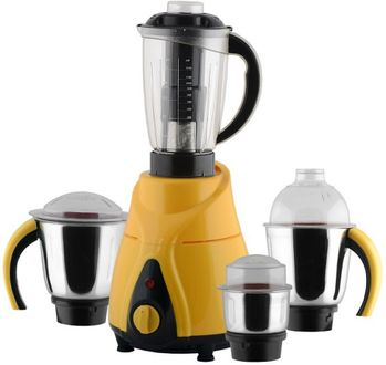 Anjalimix Spectra 750W Juicer Mixer Grinder (4 Jars) Price in India