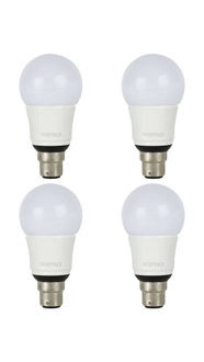 Wipro Garnet 9W LED Bulb (White, Pack of 4) Price in India