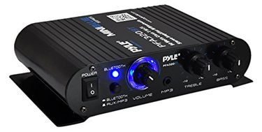 Pyle PFA330BT BluetoothStreaming Mini Power Amplifier Price in India