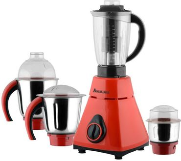 Anjalimix Amura 1000W Juicer Mixer Grinder (4 Jars) Price in India