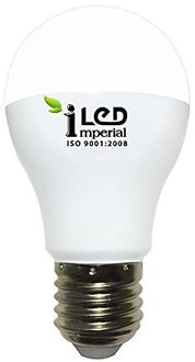 Imperial E27-3623 10W Metal Body LED Bulb (Warm White) Price in India