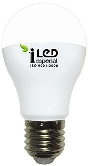 Imperial E27-3607 3W Metal Body LED Bulb (Warm White) Price in India