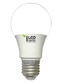 Imperial E27-3585 5W Metal Body LED Bulb (Warm White) Price in India