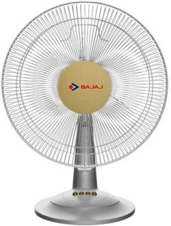 Bajaj Midea BT-07 3 Blade (400mm) Table Fan Price in India