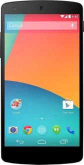 LG Google Nexus 5 32GB Price in India