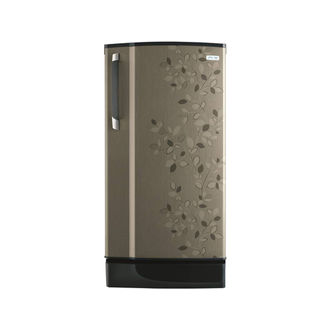 Godrej RD Edge CT 5.2 221 Litres Single Door Refrigerator (Carbon Leaf) Price in India
