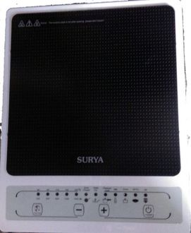 Surya Indicook-E 1500W Induction Cooktop Price in India