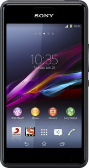 Sony Xperia E1 Dual Price in India