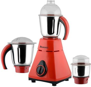 Anjalimix Amura 750W Mixer Grinder (3 Jars) Price in India
