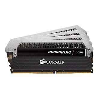 Corsair Dominator (CMD32GX4M4A2666C15) Platinum Series 32GB (4x 8GB) DDR4 Ram Price in India