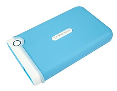 Transcend StoreJet 25M3 2.5 Inch 1 TB External Hard Disk Price in India