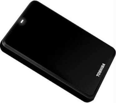 Toshiba Canvio Basics 1 TB External Hard Disk Price in India