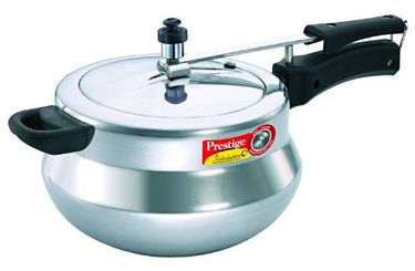 Prestige 11657 Nakshatra Plus Aluminium 5 L Pressure Handi Price in India