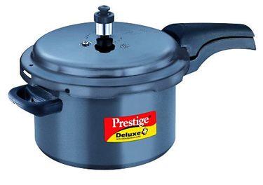 Prestige Deluxe Plus Hard Anodized 5 L Pressure Cooker Price in India
